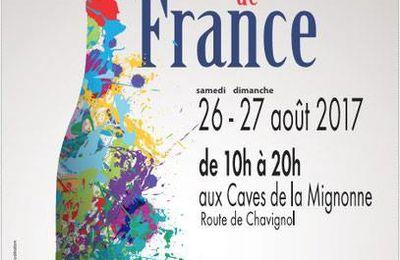 Y'a la foire à Sancerre, la marée à Quincy et des randos en Val de Loire...