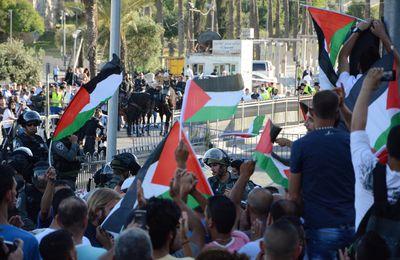 La reconnaissance de l'état palestinien, victime du remaniement ?