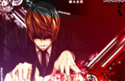 fond ecran Death Note