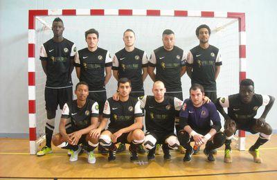 Foot33 : Compte-rendu Mérignac Futsal - Cannes Bocca Futsal