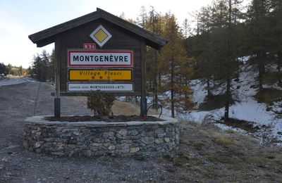 Photos - Montgenevre : Visite de la Station du 19 octobre