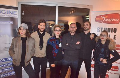 Radio Imagine - Photos : L.E.J et Consortium Alt Music en studio