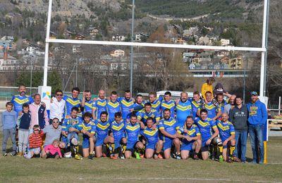 Photos - Rugby Honneur Alpes : RC Pays Briançonnais contre RC Faverges