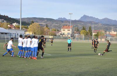 La Provence Alpes - Article : Le Gap Foot 05 et Rousset dos à dos