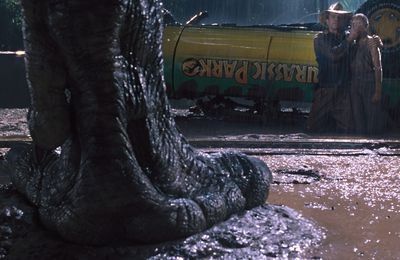 [critique] Jurassic Park ou l'émerveillement traumatique
