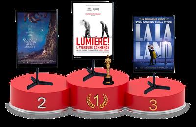 Top Films 2017 : 2e classement de l'année