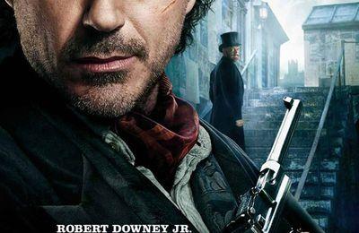 [critique] Sherlock Holmes, jeu d'ombres : steampunk plaisant