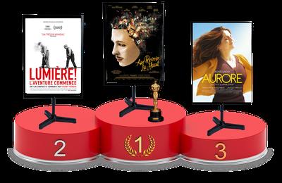 Top Films 2017 : classement au mois d'octobre