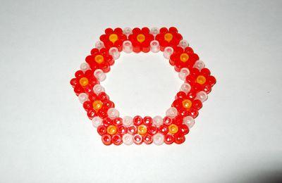 quelques nouvelles créations en perles a repasser