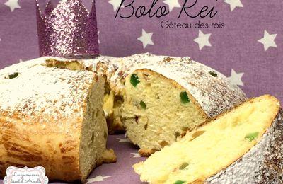 | Bolo Rei (gâteau ou brioche des rois) |