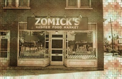 Zomick's Kosher Bakery and the Kosher Food Market
