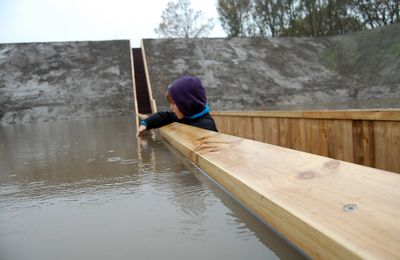 Moses Bridge - RO&AD architecten