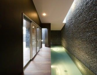 Pools minimalist design