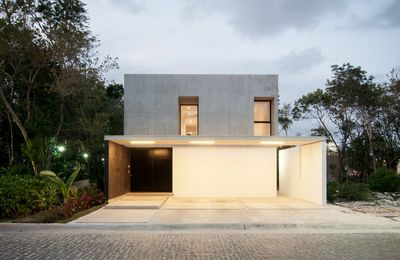 Garcias House - Warm Architects