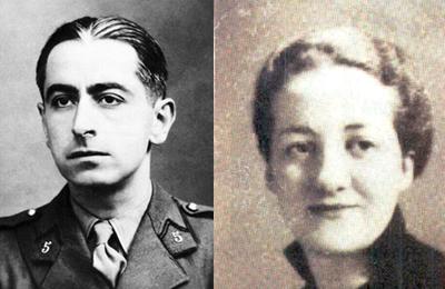 2 femmes et 2 hommes au Panthéon: Geneviève Anthonnioz-De Gaulle, Pierre Brossolette, Germaine Tillon et Jean Zay