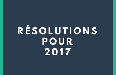 Vos résolutions pour améliorer votre français en 2017