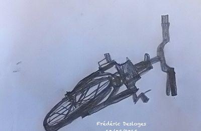 Le vélo de Frédéric