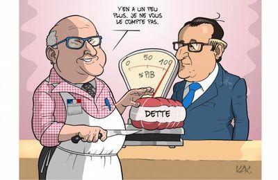 Budget: la dette de l'État