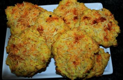 COOKIES FROMAGE-POULET