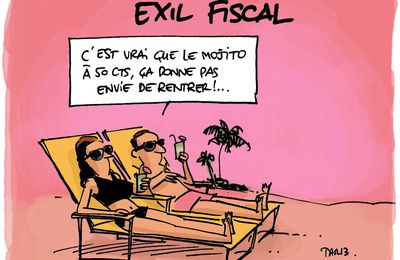 Exil fiscal