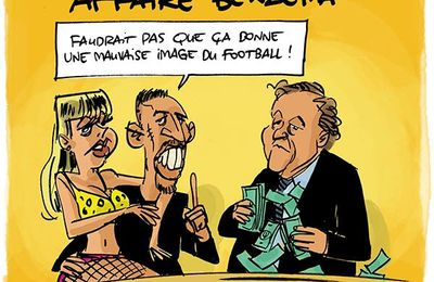 Affaire Benzema