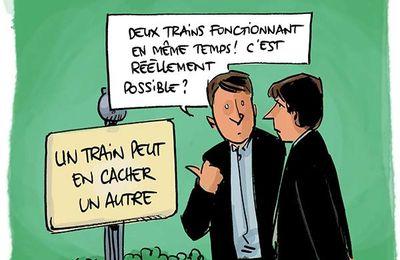 Grève SNCF