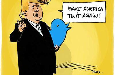 Trump, ou comment gouverner en 140 signes.