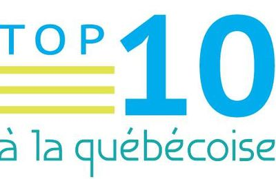 Top ten à la québecoise