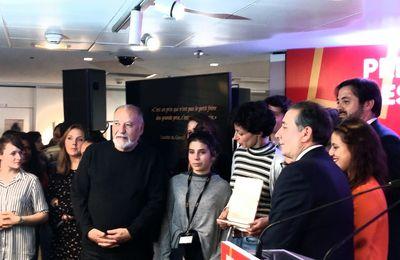 Remise du prix Goncourt des lycéens 2017