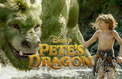 Peter et Elliott le dragon 2016, un film à voir en 3D
