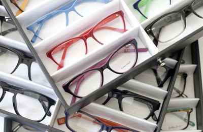 Un opticien à domicile à Cergy-Pontoise et Ile de France