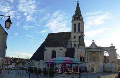 L'église Saint-Christophe de Cergy-Village