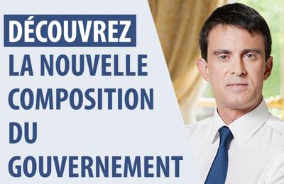 NOUVEAU GOUVERNEMENT / POLITIQUE / ACTUALITE