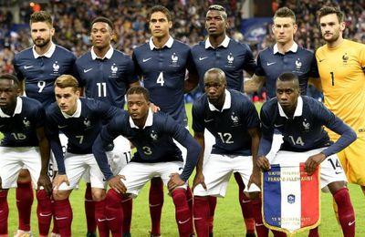 LA FRANCE EN FINALE DE L'EURO 2016 / FOOTBALL / ACTUALITE