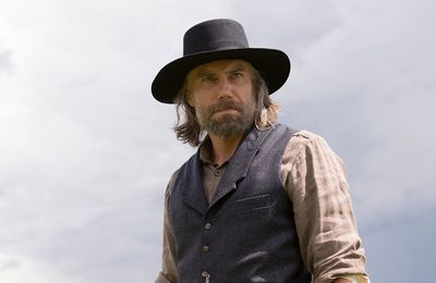 Hell On Wheels / SERIE WESTERN / TELEVISION...