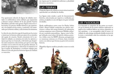 SOLDATS DE PLOMB MOTOCYCLISTES / COLLECTION...