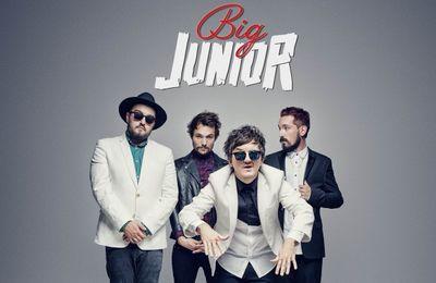 BIG JUNIOR > Découvrez leur nouveau clip BORN TO CRY /CHANSON MUSIQUE / ECOUTE
