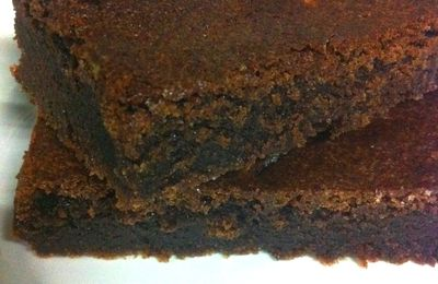 Brownie Gianduja Chocolat