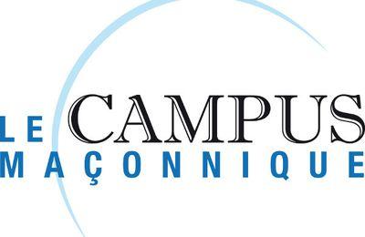 Nouveau : Le Campus Maçonnique : approfondir nos connaissances de la culture maçonnique