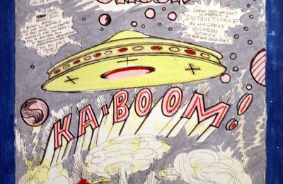 Expo Art Brut: Prophet ROYAL ROBERTSON « Space Gospel »