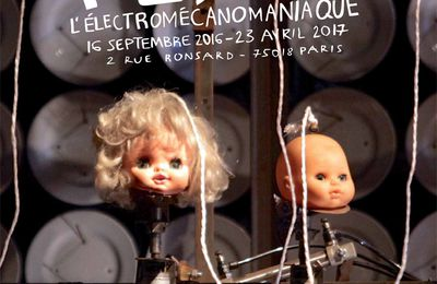 Expo Solo Show: Gilbert PEYRE « l'Electromécanomaniaque »