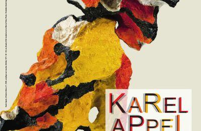 """Expo Peinture Contemporaine:  Karel Appel  """"L'art est une fête ! """""""