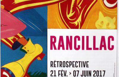 Expo Rétrospective Contemporaine: RANCILLAC