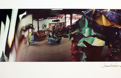 "Expo Photographie Contemporaine: John CHAMBERLAIN  ""Photographs"""