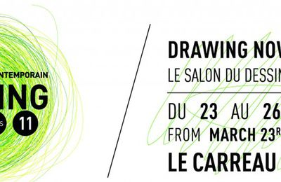 DRAWING NOW PARIS EDITION 11