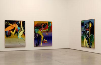 """Expo Peinture Contemporaine: Daniel RICHTER  """"Le Freak """""""