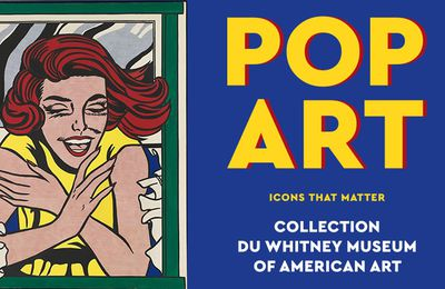 Expo Collective Contemporaine: POP ART - Icons that matter