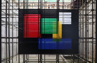 Expo Photographie Contemporaine: Georges ROUSSE