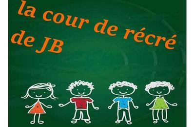LE PRENOM DE LA COUR DE RECRE - CHEZ JB- DONALD