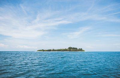 Le thème de l'île dans la littérature